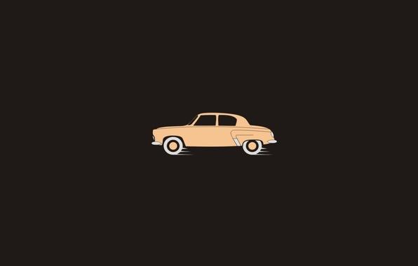 Picture the film, minimalism, Minimalism, beware of the car
