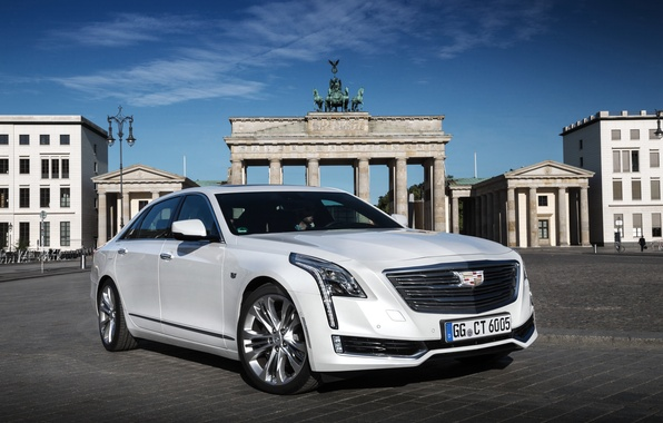 Picture Cadillac, sedan, Cadillac, CT6