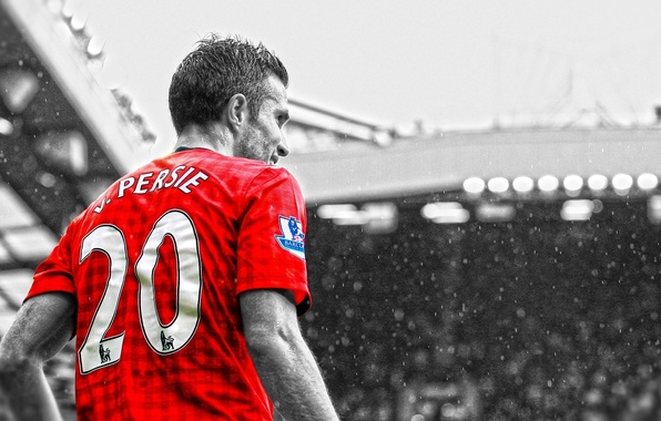 Picture football, Manchester United, football, manchester united, van Persie, van persie, The Premier League