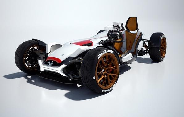 Picture Honda, Honda, 2015, Project 2&4