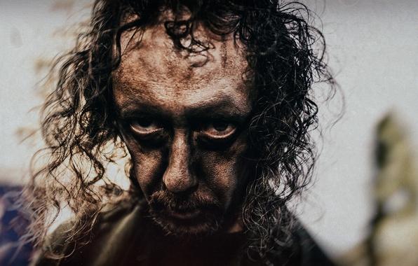 Picture people, portrait, Zombie