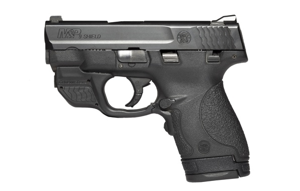 Picture gun, weapons, Smith & Wesson, Shield 9mm