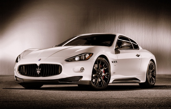 Picture Maserati, sports, GranTurismo