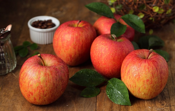 Picture apples, fruit, fruit