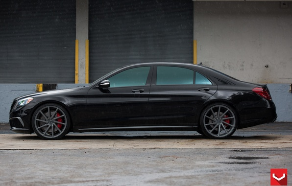 Picture Tuning, Mercedes, Mercedes, Vossen, S-Class, The flagship