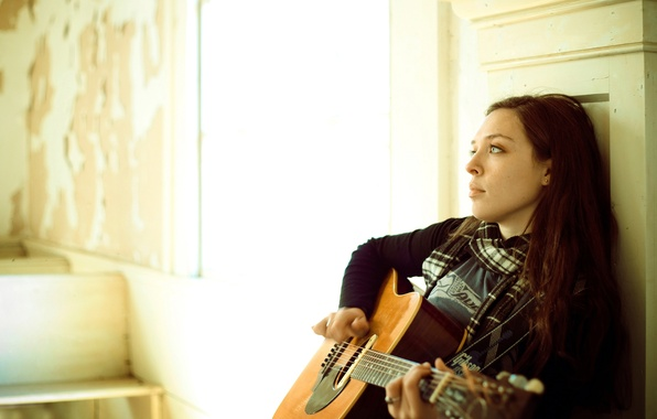 Picture guitar, Blues, singer, songwriter, Folk, Carly Gibson