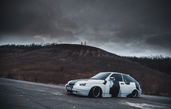 Picture Tuning, Lada, Coupe, Lada, 2112, Tuning, VAZ, stance, Coupe, Vaz