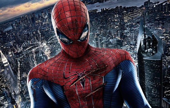 Picture movie, the film, actor, The Amazing Spider-Man, New spider-Man, Andrew Garfield