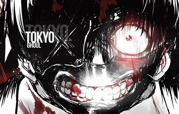 Dowload Walpaper Anime Tokyo Ghoul 2019: Wallpaper Horror, Guy, Mask, Tokyo Ghoul, Tokyo Ghoul, Ken