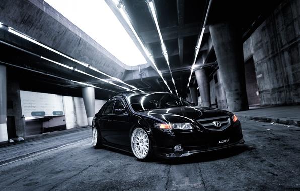 Picture tuning, black, honda, Honda, front, accord, chord, acura, Acura