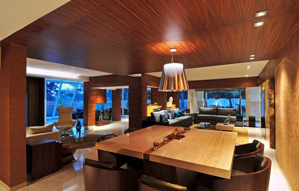 Picture design, house, furniture, interior