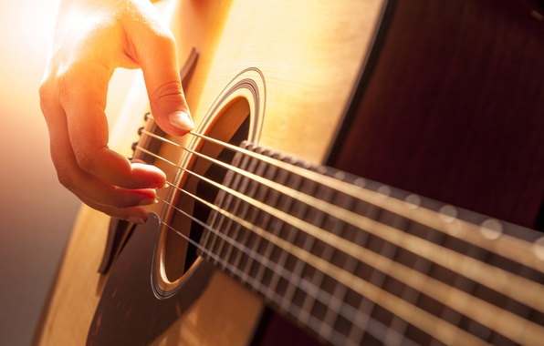 Picture music, guitar, string instrument