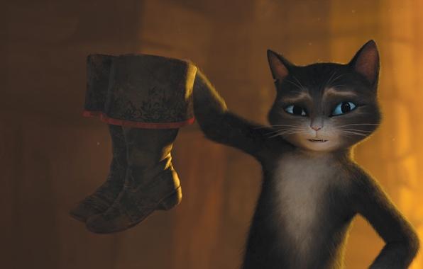 Picture Salma Hayek, Salma Hayek, Puss in boots, Kitty Softpaws, Puss in Boots