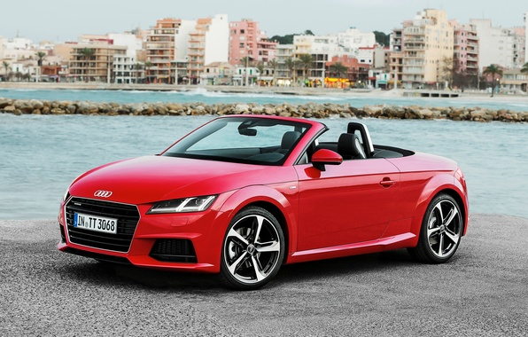Picture Audi, Audi, Roadster, convertible, Quattro, 2014, 2.0 TFSI, four S