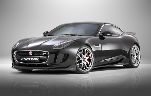 Picture coupe, Jaguar, Jaguar, supercar, Coupe, 2015, F-Type R, Piecha Design