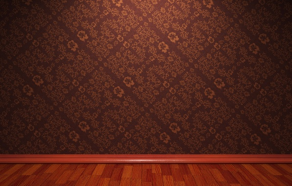 Picture background, wall, Wallpaper, texture, floor, skirting