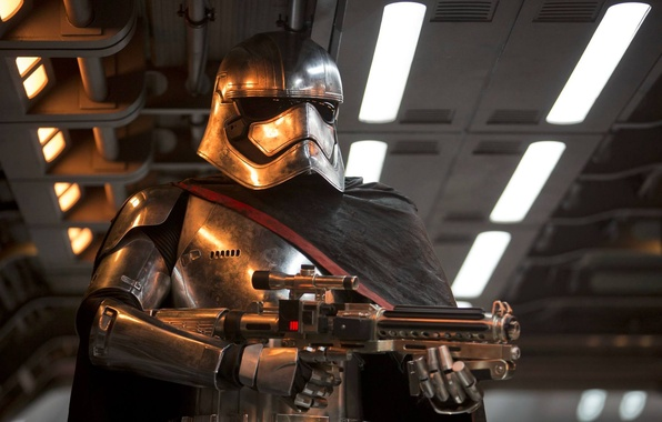Picture star wars, star wars, attack, stormtrooper, The Force Awakens, Star Wars: Episode VII - The …