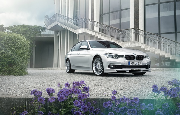 Picture BMW, BMW, F30, Alpina, 2015, 3-Series