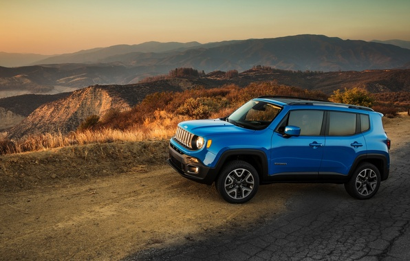 Picture jeep, Jeep, 2015, Renegade, Latitude