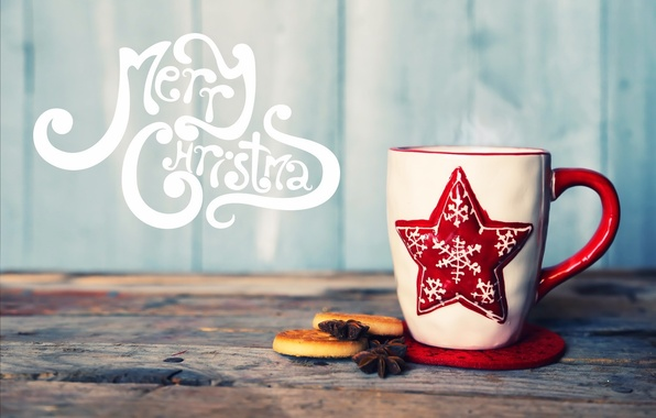 Photo wallpaper Christmas, new year, merry christmas, christmas