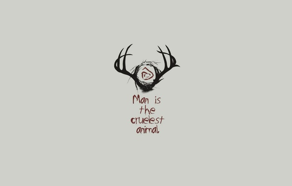 Wallpaper People Symbol The Series Quote HBO True Detective Cruel Animal TV Show Images For Desktop Section