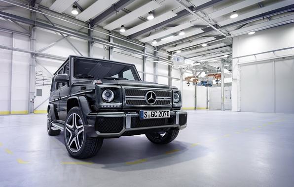 Picture Mercedes, AMG, Gaelic, g, AMG, W463, 2015, G 63, Mercedes