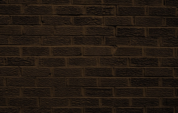 Picture dark, wall, pattern, brick