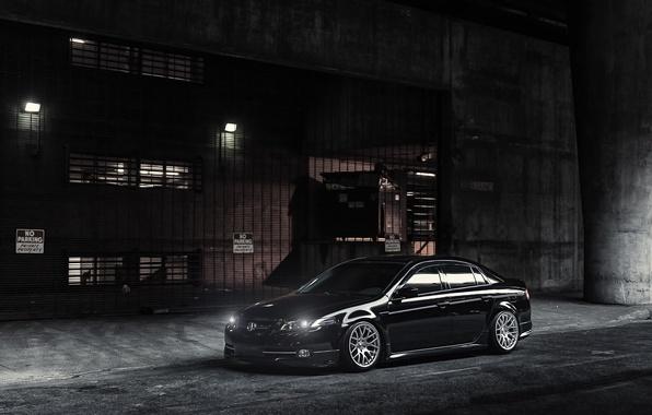 Picture black, honda, Honda, accord, chord, acura, Acura, tsx