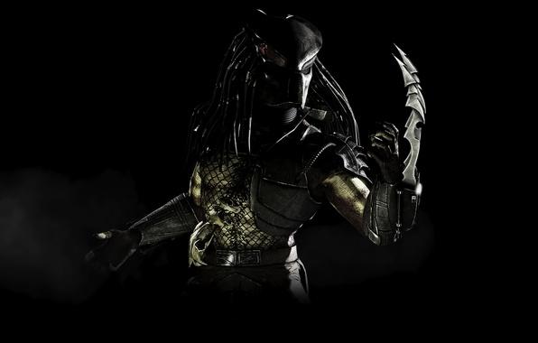 Picture Predator, Predator, Mortal Kombat X, MKX