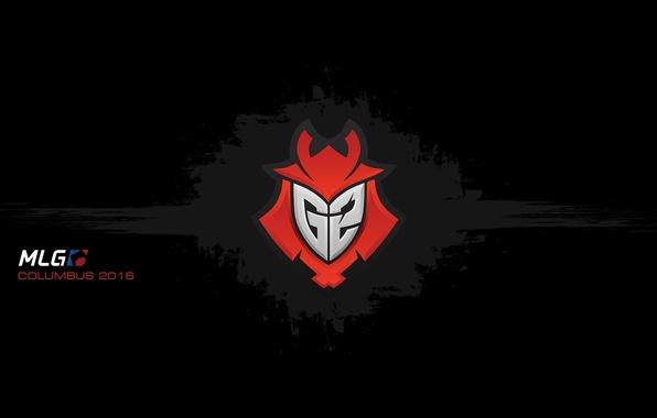 Photo Wallpaper Logo Counter Strike Black Background Csgo Global Offensive