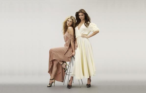 Picture sexy, girls, model, dress, actress, chair, singer, sexy, Delta Goodrem, beauty, miranda kerr, Miranda Kerr, …