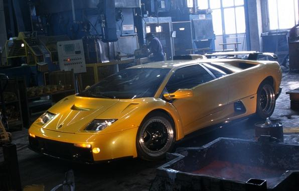 Picture Lamborghini, supercar, car, beautiful, Diablo, Lamborghini
