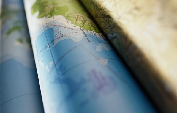 Picture map, minimalism, bundle