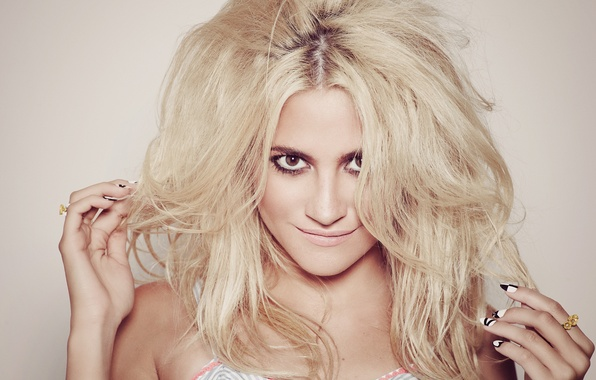 Picture look, model, hairstyle, blonde, photographer, singer, photoshoot, for, Pixie Lott, Pixie Lott, Simon Emmett, music, …