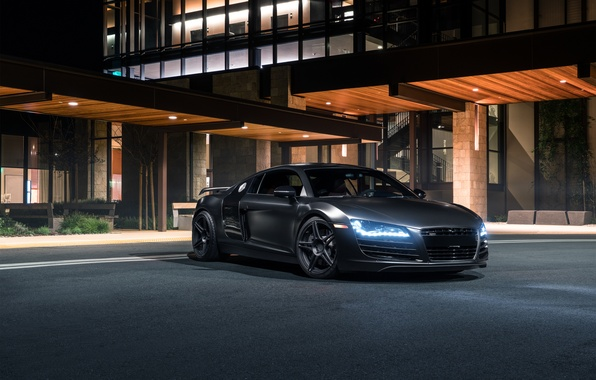 Picture Audi, Front, Black, Redwood, Exotic, SS Customs