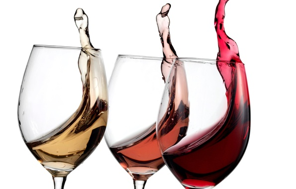 Picture Alcohol, variety, wine glasses