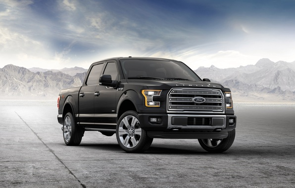 Picture Ford, jeep, Ford, F-150, SuperCrew, 2015