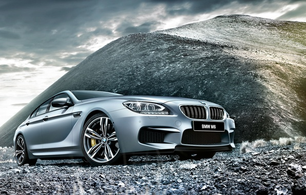 Picture BMW, coupe, BMW, Gran Coupe, F06, 2015