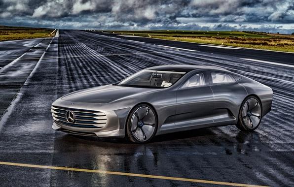 Picture Concept, Mercedes-Benz, the concept, Mercedes, IAA