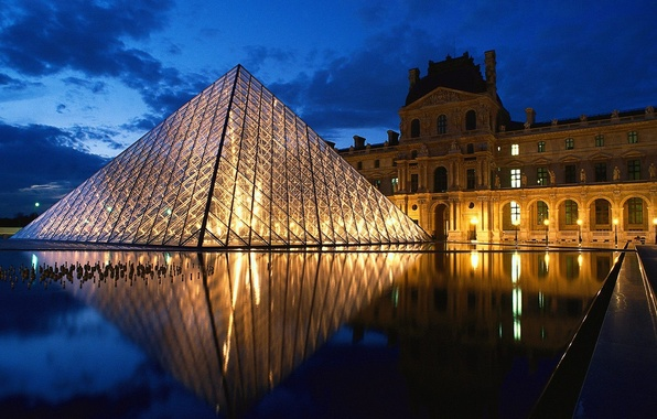 Picture France, Museum, The Louvre