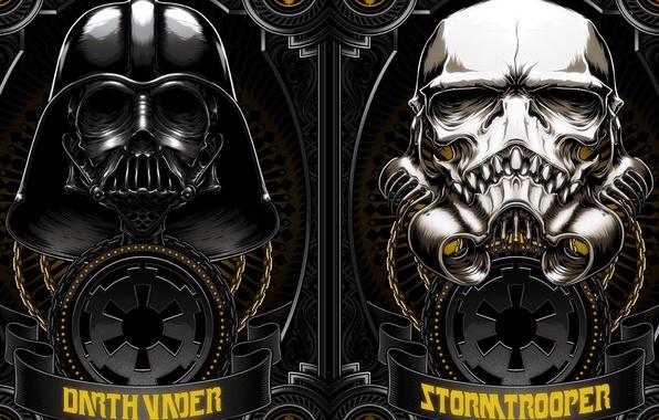 Picture Star Wars, Darth Vader, Star Wars, Storm Trooper