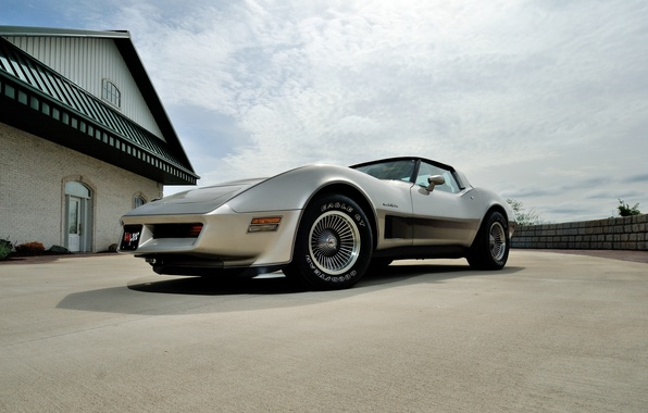 Picture Corvette, Chevrolet, Chevrolet, Corvette, 1982, Collector Edition