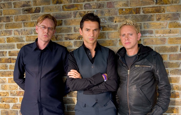Picture music, group, depeche mode