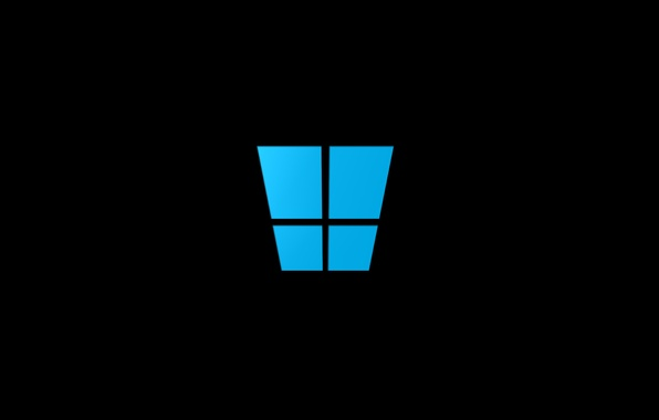 Picture window, windows, black