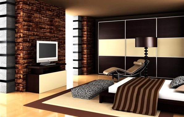 Picture design, strip, room, sofa, carpet, furniture, lamp, interior, blanket, TV, pillow