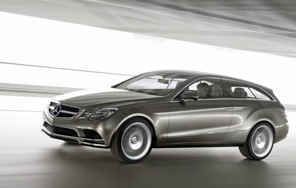 Picture Concept, Wallpaper, the concept, driver, Fascination, Mercedes Benz, Mercedes