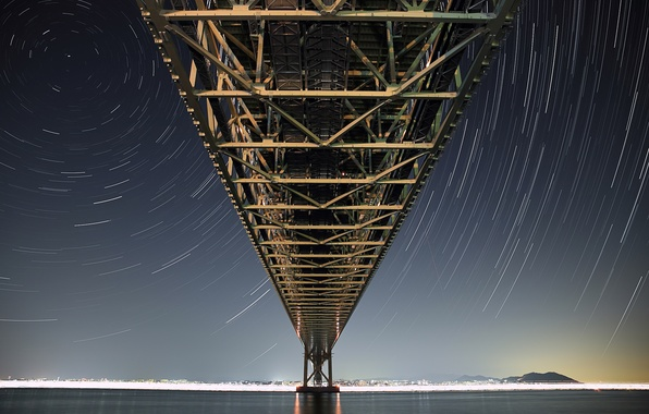 Picture Japan, World, Home, Travel, Kazuo Nakadai, Pearl Bridge