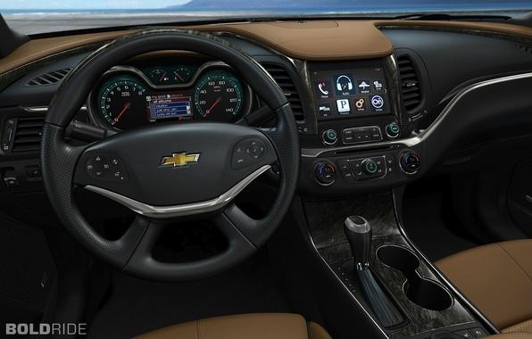 Picture auto, chevrolet, impala