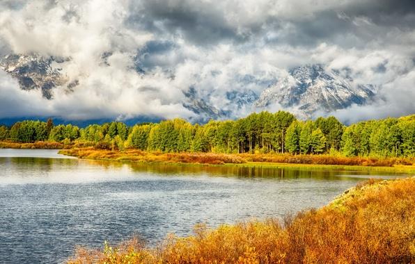 Picture United States, Wyoming, Grand Teton National Park, Moran