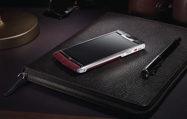 Picture style, hi-tech, smartphone, Vertu, Signature Touch